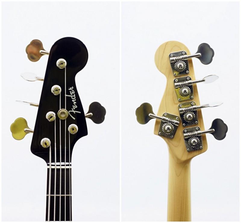 買取} Fender Japan 【AJB-V / Aerodyne / 5弦ジャズベース